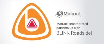 Matrack Incorporated Partners Up With BLINK Roadside!