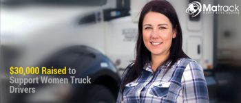 $30,000 Raised In 2019 Ceremony To Support Women Truck Drivers