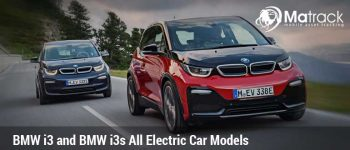 BMW I3 And BMW I3s All Electric Car Models