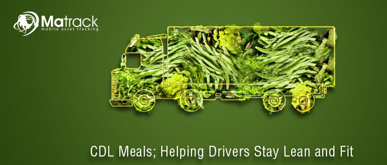 CDL Meals; Helping Drivers Stay Lean And Fit
