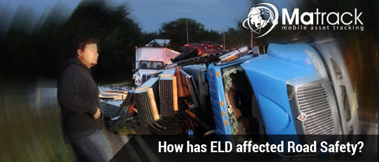 Road safety using ELD