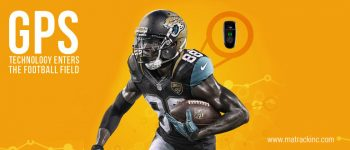 GPS Technology Enters The Football Field