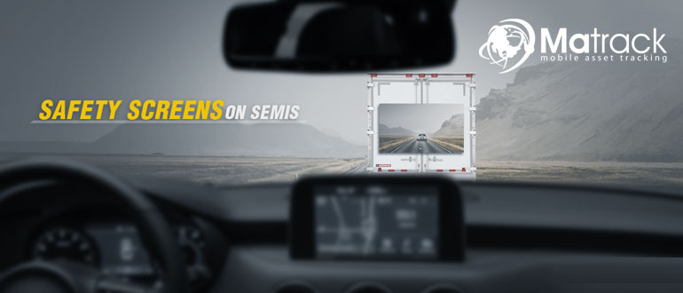 Safety Screens On Semis