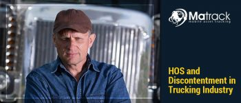 HOS And Discontentment In Trucking Industry