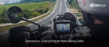 Bike Safety With Telematics