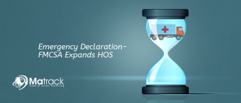 Emergency Declaration- FMCSA Expands HOS