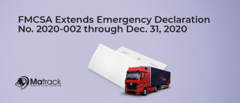FMCSA Extends Regulatory Waiver For Drivers Responding To COVID-19 Emergencies