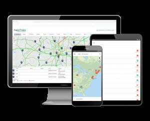NexTraq vehicle tracker
