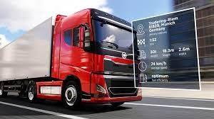 TomTom MyDrive Fleet Management System