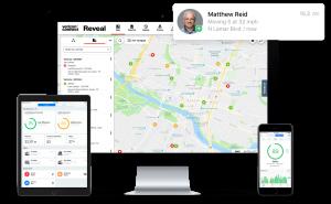 Verizon Connect Fleet tracking system